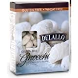 Delallo Gluten Free Potato and Rice Gnocchi, 12 Ounce - 6 per case.