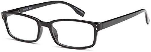GAMMA RAY READERS Combo Pack of Multiple Classic Men and Women Readers Frames with Spring Hinged Reading Glasses