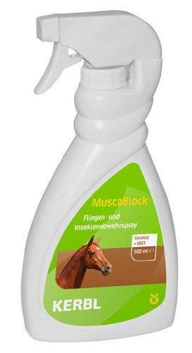 Kerbl 299720 MuscaBlock 500 ml Insektenabwehrspray