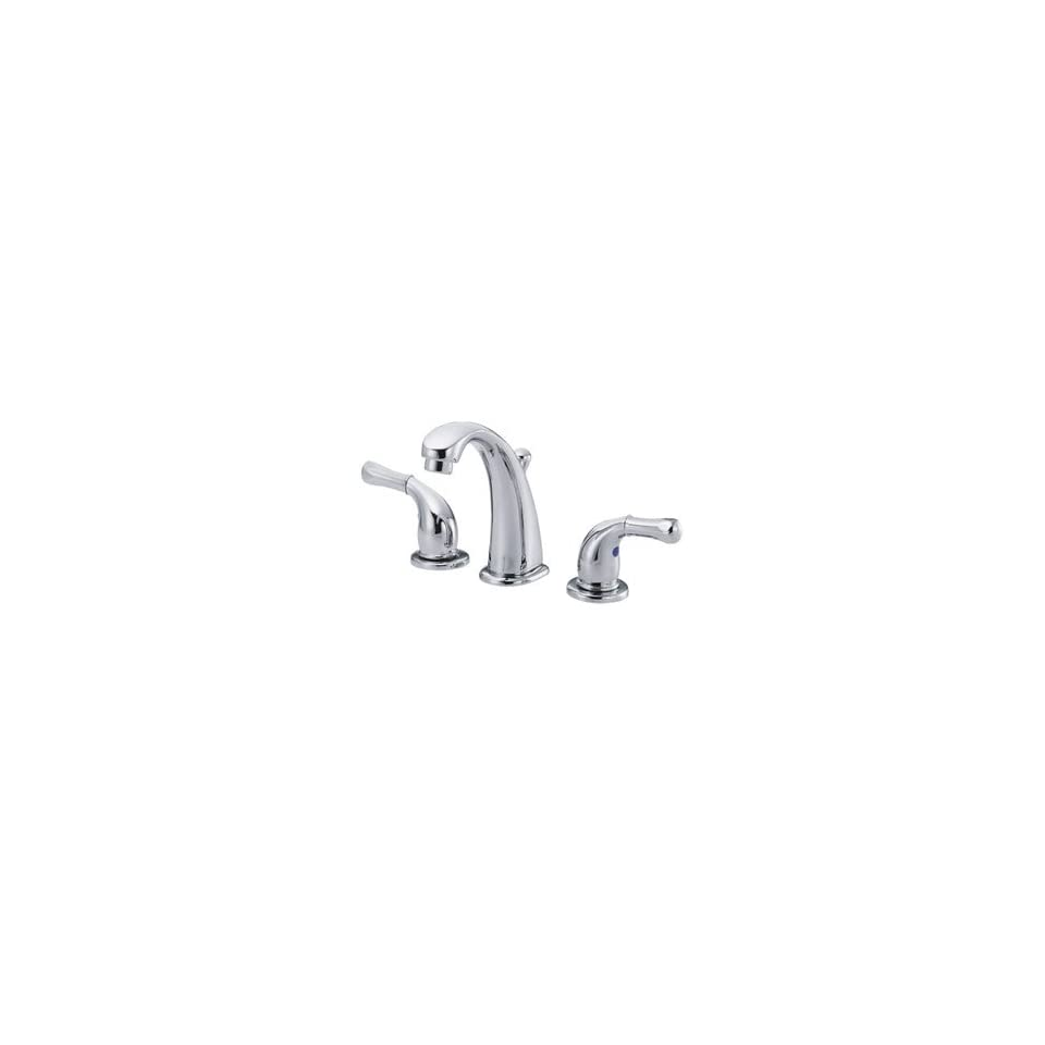 Danze D300471 Polished Chrome Bathroom Sink Faucets 8 Widespread Lavatory Faucet