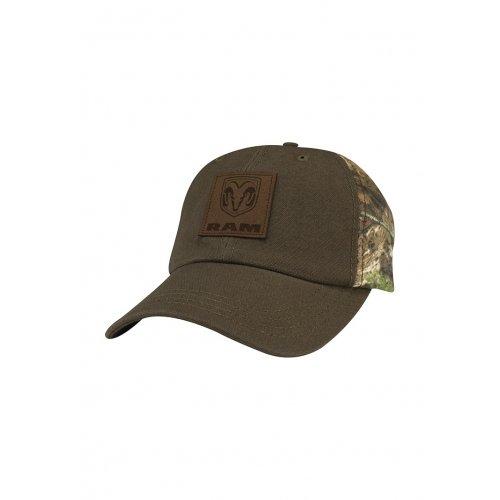 Mopar 12A5E Ram Mossy Oak Camo Cap