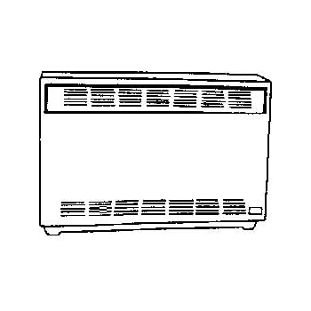Amazon Com Martin Direct Vent Propane Wall Heater Furnace