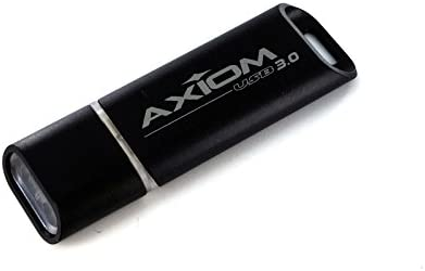 AXIOM 8GB USB 2.0 FLASH DRIVE