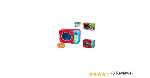ColorBaby- Microondas luz y Sonido 27x12x16 cm, (Color Baby 44580 ...