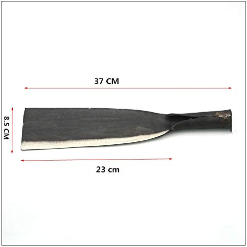 Wholesale Chinese Dresses - Best Quality Kitchen Knives Hong Kong Style Steel Handmade Strong Cutter Big Bone Knives Tree wood Knife Chopper Axe Chef Butcher Knives