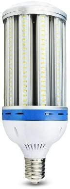 Color : White Wapipey 80W UV Ozone Germicidal Sterilizer,Led UV Light Bulb,UV 80W UV Germicidal Lamp Disinfection Bulb UVC Led Corn