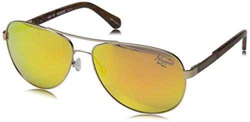 Penguin Men's The Davis Sunglasses, Matte Dark Gunmetal -...