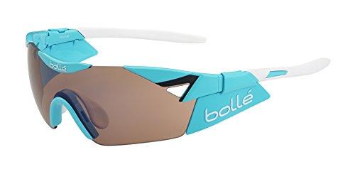 Bollé Adulto shiny Gafas 6Th CEBF5 Matte Unisex S Negro Sense S azul x1RpYx