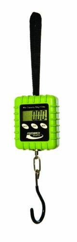 Feedback Sports Expedition Digital Backpacking/Luggage Scale (Green, 50-Kilogram) by Feedback Sports