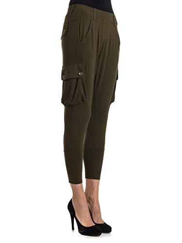 Verde Plein Pantalón Jeanius Sud P41j34091701 Mujer Viscosa qIr4P0Iw