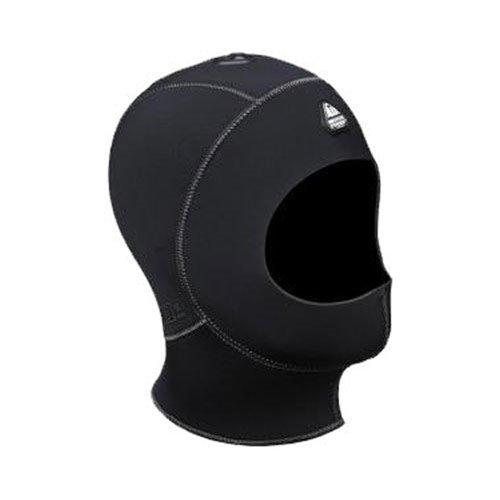 Waterproof H1 5/7mm Vented Anatomical Hood Without Bib, Large by Waterproof