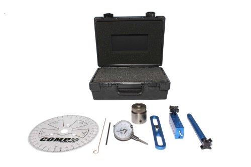 COMP Cams 4937 Camshaft Degree Kit for Chrysler (Plate Gear Indicator)