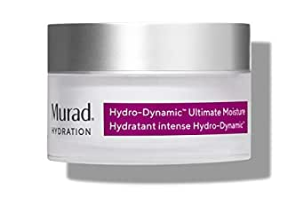 Murad Hydration Hydro-Dynamic Ultimate Moisture - Hydrating Face Moisturizer with Advanced Hyaluronic Acid, 1.7 Fl Oz