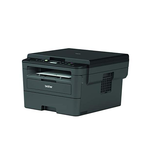 Brother DCP-L2531DW Mono Laser Multi-Function Printer (Black)