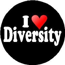 I Love Diversity 1.25