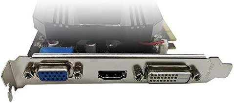 XiaoMall Yeston R5 240-4GD3 VA 320 unidades 650MHz 1333MHz 4GB GDDR3 64Bit Gaming Video Tarjeta gr/áfica