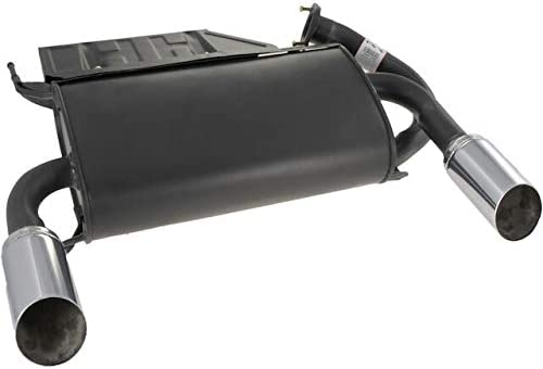 Rear Muffler Compatible with 2003-2004 Infiniti FX35 3.5L V6