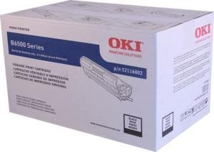 Oki B6500 Series High Yield Print Cartridge 18000 Yield - Genuine Orginal OEM toner - Genuine Oem Fax