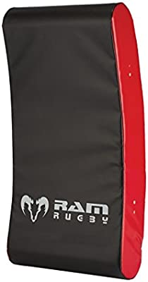 Ram RugbySingle Wedge Rucking Tackle Shield Rugby Hit ShieldContact Pad