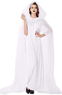 Disfraz De Novia para Mujer con Vestido Y Capa Disfraz De Novia ...