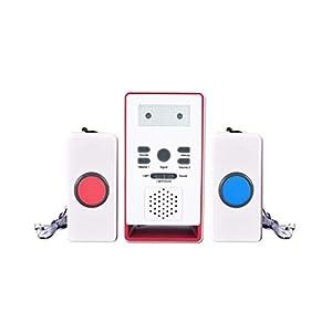 NRS Healthcare ELRO Magnetic Door and Window Alarm Pack of 3