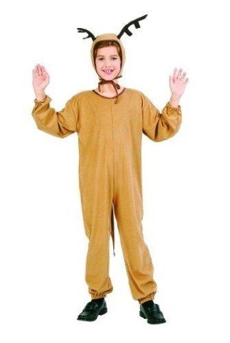 RG Costumes Reindeer Costume, Standard/Child Small