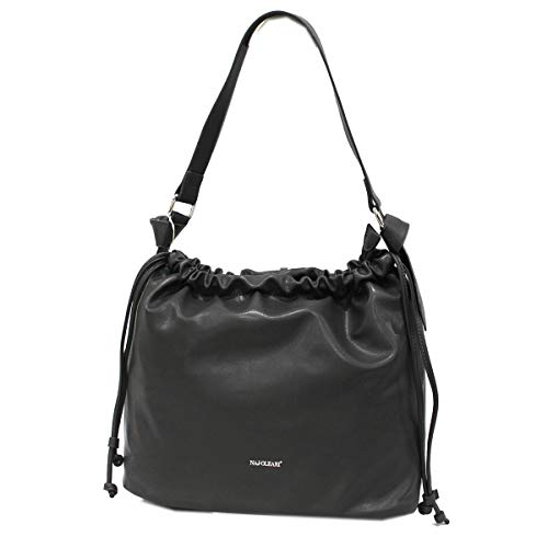 Naj Oleari Woman Leatherette Bag Modèle Sac à bandoulière Lilli Line 61507 Gris