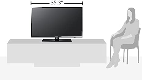 Samsung UN39FH5000F - Televisor (98,04 cm (38.6