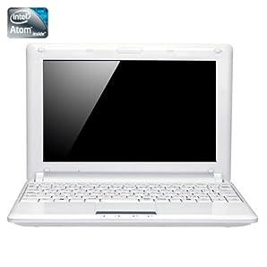 FRONTIER ミニノート FRNU305 Windows7 250GB HDD 1GB RAM 10.1インチ ホワイト