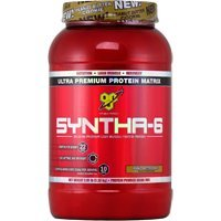 BSN SYNTHA-6 Peanut Butter Cookie 2.91 Pounds (2.91 Lb Protein Blend)