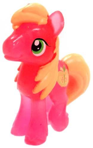 My Little Pony Friendship is Magic 2 Inch PVC Figure Series 7 Big Macintosh Hasbro Toys