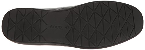 ECCO Dallas Moc, Mocasines para Hombre Negro (51052black/black)
