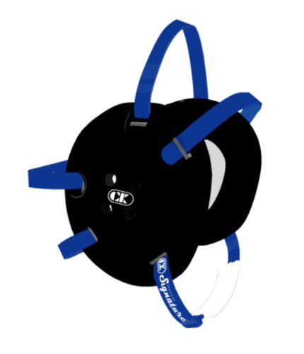 Cliff Keen Custom Signature Headgear - Black/Royal