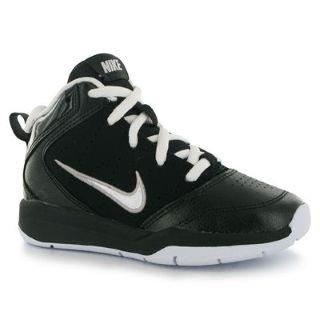 Nike Team Hustle D4 Childrens  Amazon.co.uk  Shoes   Bags 1dbda19da7b34