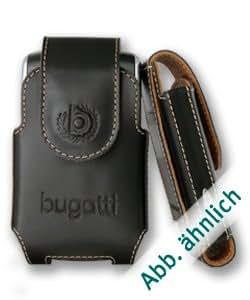 Bugatti Fashioncase for Nokia 5800 XpressMusic - fundas para teléfonos móviles Marrón