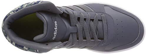 Unisex White 0 carbon Zapatillas Hoops De cloud Adidas onix Gimnasia Mid 2 Para Beige Niños K qtO8nnZHw
