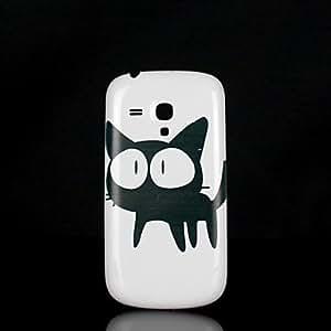 WQQ Samsung S3 Mini I8190N compatible Graphic/Special Design Plastic Back Cover