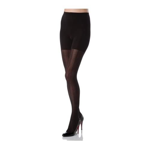 4174d9ce04d07 hot sale SPANX Patterned Tight End Tights Diamond Stripe 950 ...