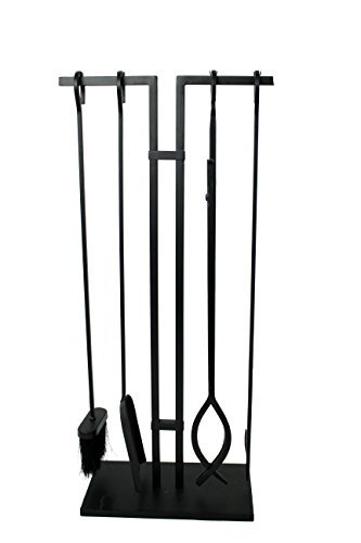 Habitat Products HFPTS4 BK 4 Piece Tool Set