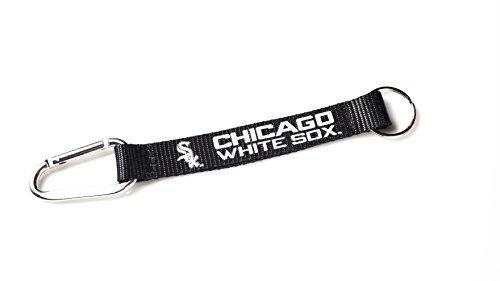 - MLB Chicago White Sox Carabiner Lanyard Keyring