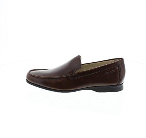 Marron à Chaussures Stonefly de pour lacets ville homme ZfwAq