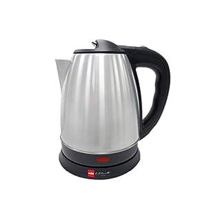 Cello Electric Kettle Quick Boil- Popular, Black, 1.5 Ltr