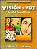 Vision y Voz, Galloway, Vicki, 047113466X