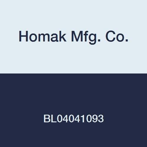 "Homak Mfg. Co, BL04041093 RS Series 9 Drawer Roller Cabinet, Blue, 41"""