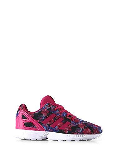 adidas - Zapatillas de running para niño fucsia