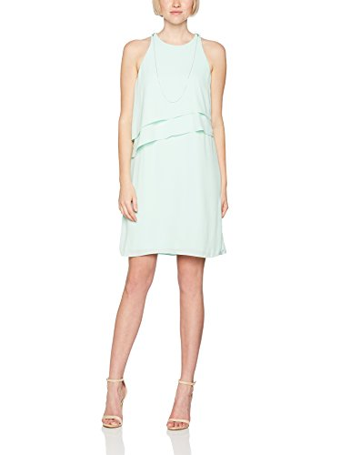 330 ESPRIT Damen Grün Green Collection Kleid Light 6F67qv