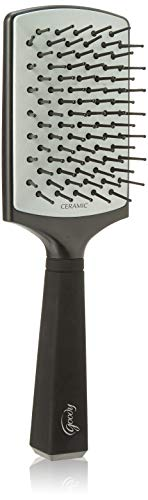 Goody Ceramic Blow Dry Paddle Brush, (Assorted