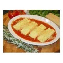 Carlas Cheese Manicotti Pasta, 2.7 Ounce - 60 per case.