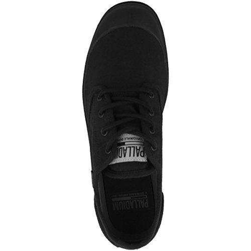 Pampa 001 Palladium Black 75758 TC Unisex Schuhe Originale black OX rrF5nx