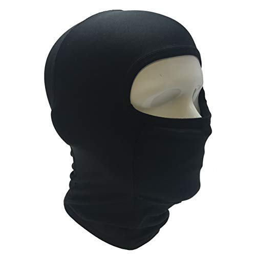 Balaclava Windproof Ski Mask - Cold Weather Face Mask Motorcycle Neck Warmer or Tactical Balaclava Hood - Lightweight & Breathable Outdoors ...